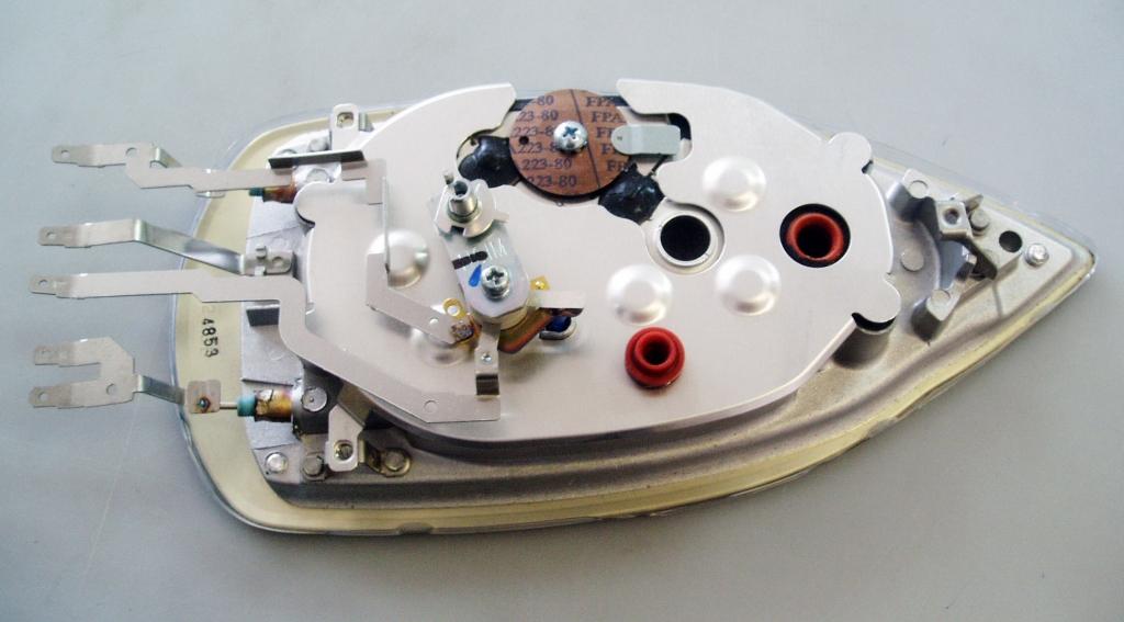 Электрическая схема утюга philips gc 4420